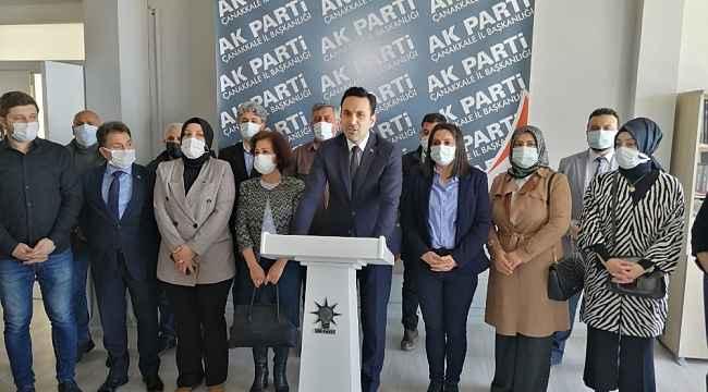 AK Parti'li Makas'tan 28 Şubat sürecini savunan CHP'li Meclis Üyesi Canpolat'a tepki