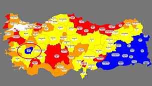 AK Partili vekil, korona haritasında dikkat çeken Uşak'ın sırrını paylaştı: Tarhana