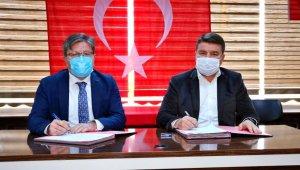 Aksaray Belediyesi ile İl Özel İdaresi arasında işbirliği protokolü imzalandı