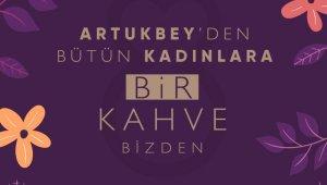 Artukbey Kahve'den kadınlara 8 Mart'ta ücretsiz kahve