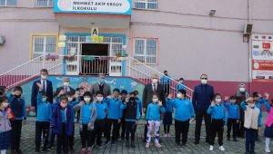 Aydın'da öğrencilerin yüz yüze eğitim sevinci