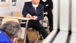 Başkan Alinur Aktaş, 6,7 deprem ile sallandı - Bursa Haberleri