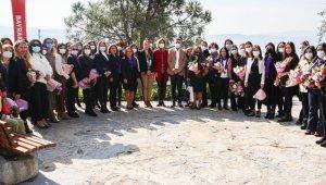 """Başkan Sandal: """"Türk kadınının gücü her şeyi başarmaya yeter"""""""