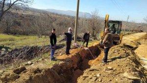 Beydağ'da bahar öncesi bakım çalışmaları