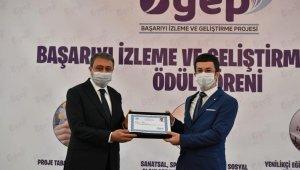 BİGEP ödülleri verildi