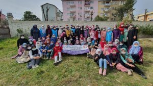 Bitlis şehitleri anısına fidan dikildi