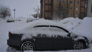 Bitlis'te 25 köy yolu ulaşıma kapandı