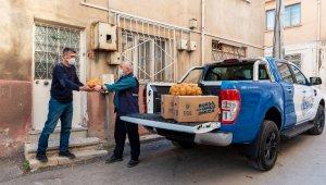 Bursa Büyükşehir'den hem çiftçiyi hem vatandaşı mutlu eden yardım - Bursa Haberleri