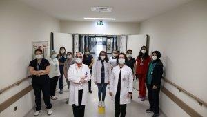 Bursa Şehir Hastanesi'nin Yanık Merkezi kadın sağlıkçılara emanet - Bursa Haberleri
