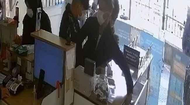 Bursa'da cep telefonu hırsızları kamerada - Bursa Haberleri