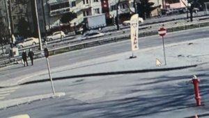 Bursa'da kaza dehşeti kamerada... - Bursa Haberleri