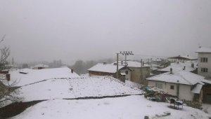 Bursa'nın dağ yöresi beyaza büründü - Bursa Haberleri