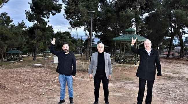Bursa'nın en güzel çamlığı açılıyor - Bursa Haberleri