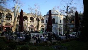 Bursa'nın tarihi hanları ve çarşıları 4 ay sonra şenlendi - Bursa Haberleri