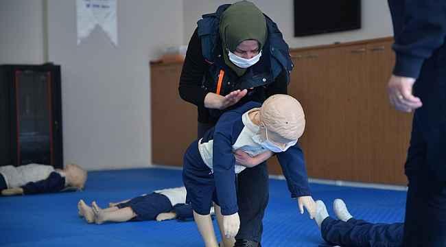 Büyükşehir personeline âfet eğitimi - Bursa Haberleri