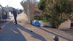 Çanakkale'de bir uzman çavuş trafik kazasında hayatını kaybetti