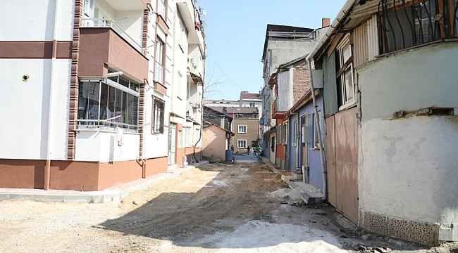 Çıkmaz sokaklar açılıyor - Bursa Haberleri
