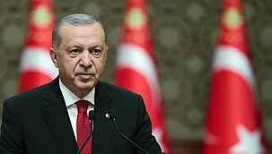 """Cumhurbaşkanı Erdoğan: """"Kadınlarımızın şiddete maruz kalmadığı bir ortam meydana getirmek için mücadelemizi sürdüreceğiz"""""""
