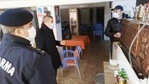 Dinamik denetleme Manyas'ta pazarda uygulandı