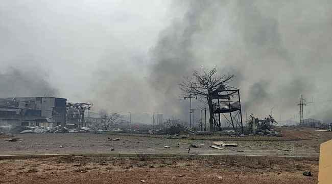 Ekvator Ginesi'nde 4 patlama: Ölü ve yaralılar var