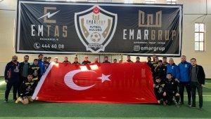 Emar Grup FK şehitleri unutmadı