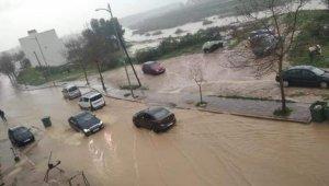 Fas'ta aşırı yağışlar sele neden oldu