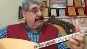 """Halk ozanı """"Çok yüksek riskli"""" Osmaniye için türkü besteledi"""