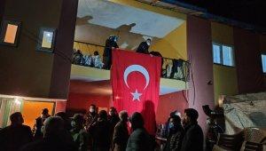 Helikopter kazasında Şehit olan Kahramanmaraşlı Topçu Astsubay Kıdemli Çavuş Nazmi Yılmaz'ın ailesine acı haber verildi