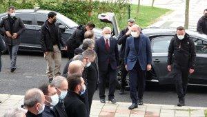 İçişleri Bakanı Soylu Tekirdağ'da