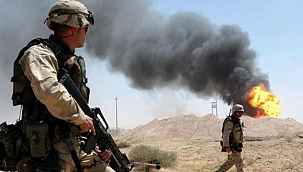 Irak'ta ABD askeri üssüne 10 roketle saldırı düzenlendi