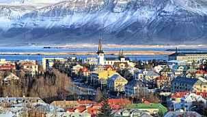 İzlanda bir haftada tam 17 bin depremle sallandı