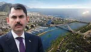 Kanal İstanbul şart mı? Bakan Kurum, merak edilenleri anlattı
