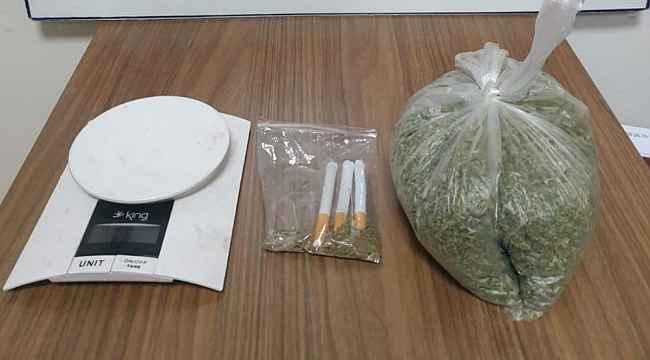 Karacabey'de uyuşturucu operasyonunda 2 kişi tutuklandı