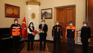 Kars'ta Deprem Haftası etkinlikleri