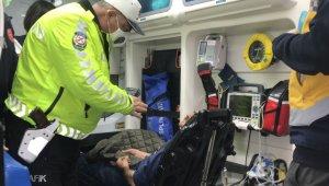 Kısıtlamada 2 metrelik kanala uçtu, alkol metreyi üflememek için ekiplere zor anlar yaşattı - Bursa Haberleri