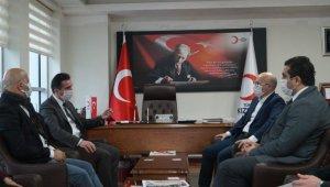 Kızılay'dan iyilik bayrağını yükseklere taşıyor - Bursa Haberleri