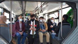 Malatya'da toplu taşımalar denetlendi
