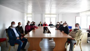 Mamak Belediyesi personeline iş sağlığı ve güvenliği eğitimi