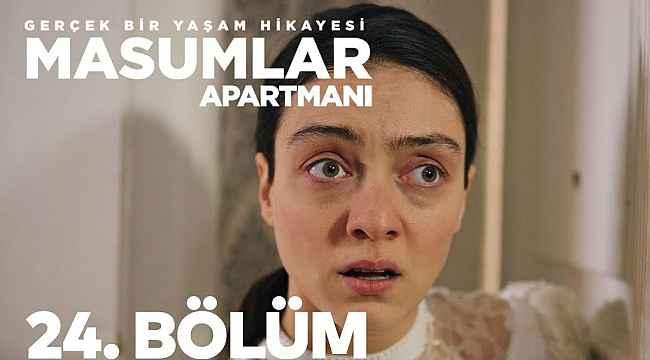 Masumlar Apartmanı dizisi 24. bölümü (son bölüm) full izleyin HD Youtube tek parça linki! 2 Mart TRT1