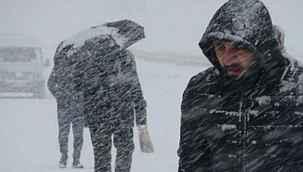 """Meteoroloji perşembe gününü işaret etti: """"Kar ve yağmur geliyor"""""""