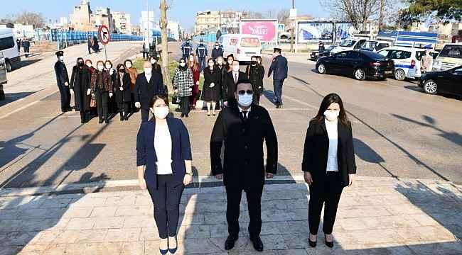 Mustafakemalpaşa'da 8 Mart Dünya Kadınlar Günü kutlandı - Bursa Haberleri