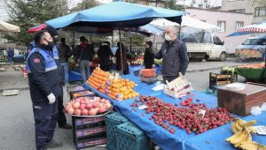 Nilüfer'de pazarlar normal düzene döndü - Bursa Haberleri