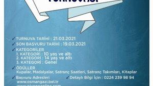 Osmangazi'den online satranç turnuvası - Bursa Haberleri