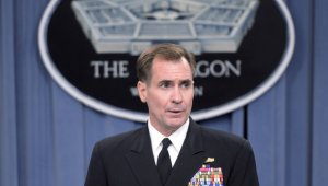"""Pentagon: """"Suriye'ye düzenlenen hava saldırısında 1 milis öldü, 2 milis yaralandı"""""""