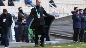 PFDK, Bursaspor Teknik Direktörü Mustafa Er'e 3 maç ceza verdi