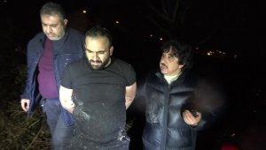 Polisten kaçan hırsızlık şüphelisi, tarlada yakalandı - Bursa Haberleri
