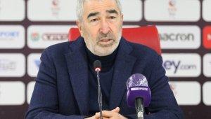 """Samet Aybaba: """"Samsunspor maçı ligi yeniden başlatma maçıydı"""""""