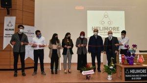 Samsun'da öğrenciler havacılık şirketi kurdu