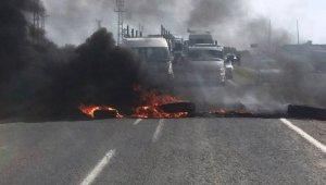 Şanlıurfa'da çiftçiler DEDAŞ'ı protesto etti