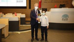Satranç turnuvasında ödüller sahiplerini buldu - Bursa Haberleri